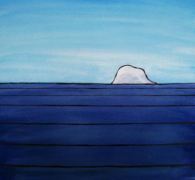 BASS ROCK by Miren Hayek