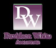 Davidson-White-Logo-purple.png