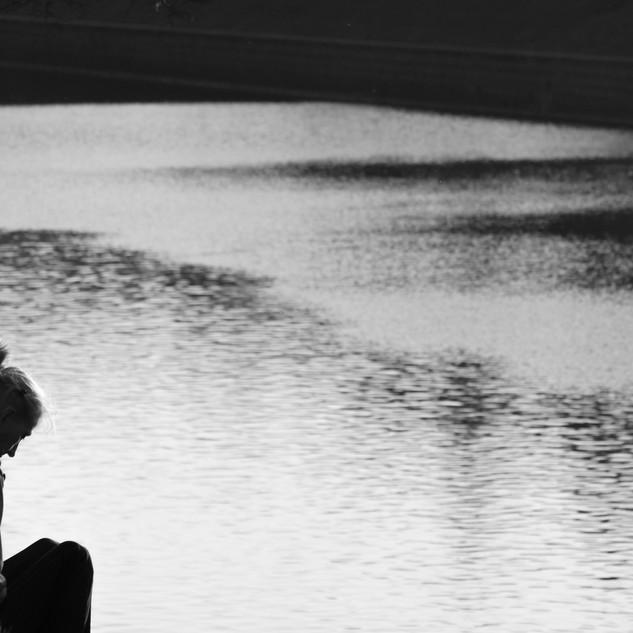 Stillness by Miren Hayek