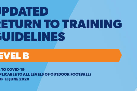 RETURN TO TRAINING FNSW LEVEL B