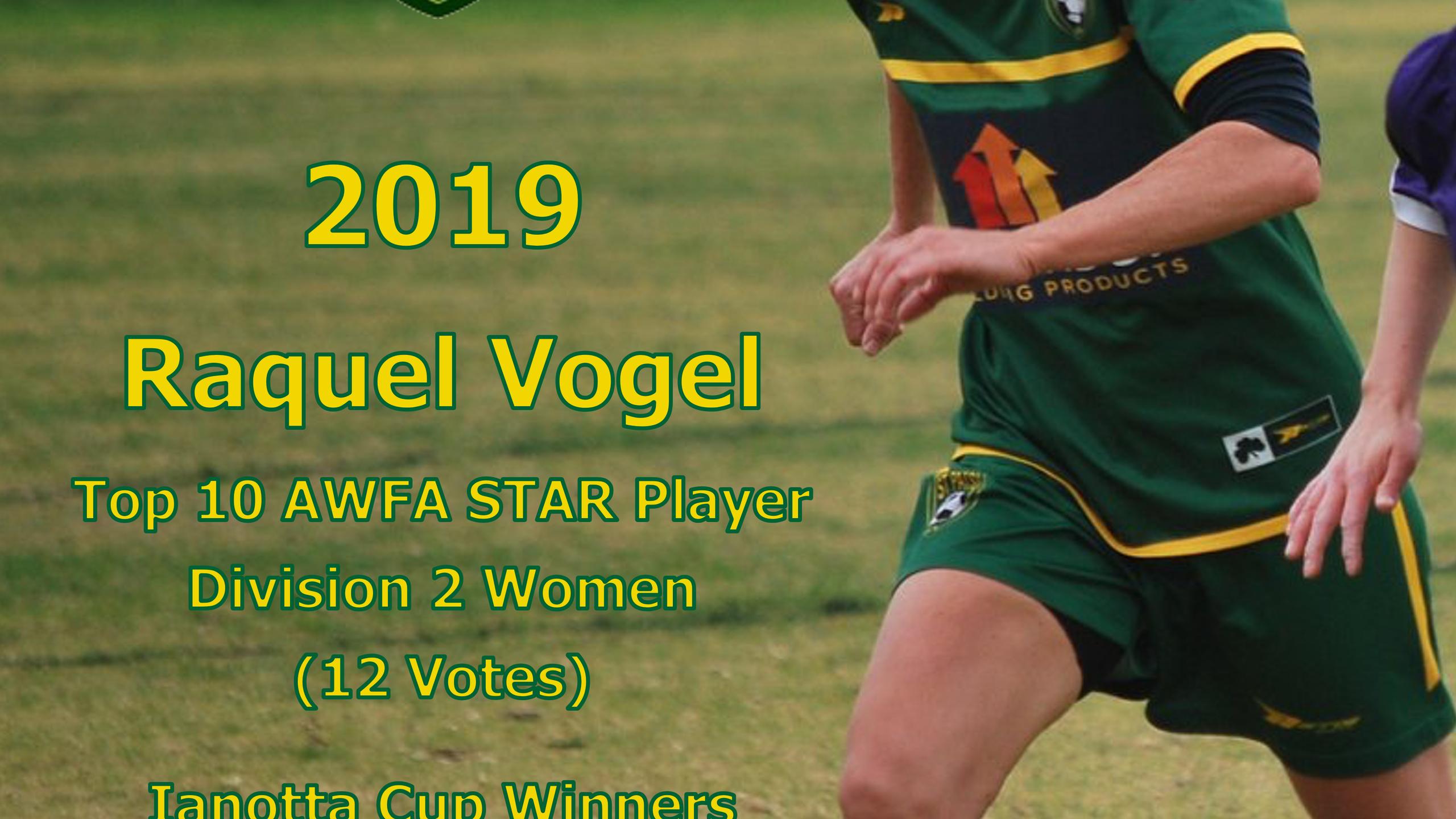 Raquel Vogel