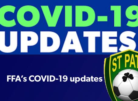 FFA COVID-19 Update 21/05/20