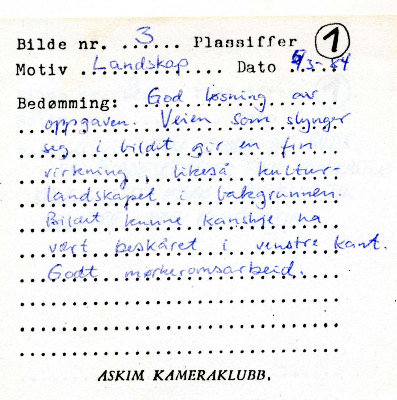 1984 bilde med vurdering 2