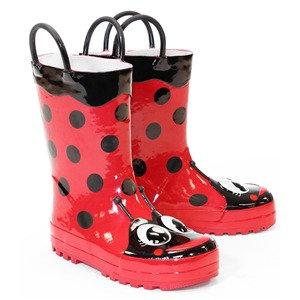 Ladies LadyBug Boots
