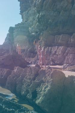 Sirenas en Algarve