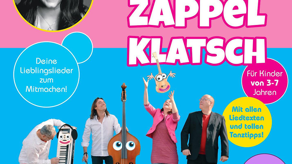 JULI´S ZAPPEL KLATSCH CD