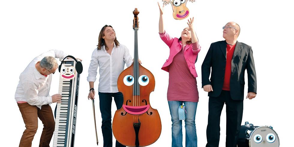 JULI´S ZAPPEL KLATSCH live in concert