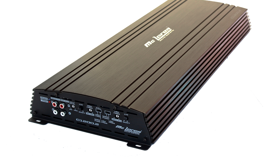 C1200.2  2 Ch Class A/B Full Range amplifier
