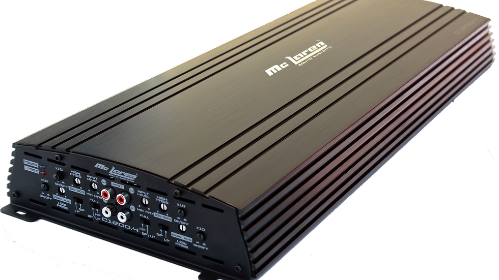 C1200.4   4 Ch Class A/B Full Range amplifier