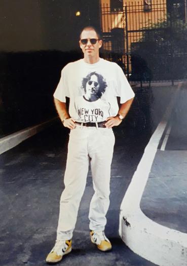 Hugh in NYC