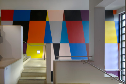 Pallant House Gallery 'Composition for a Staircase, Ongoing, Chichester
