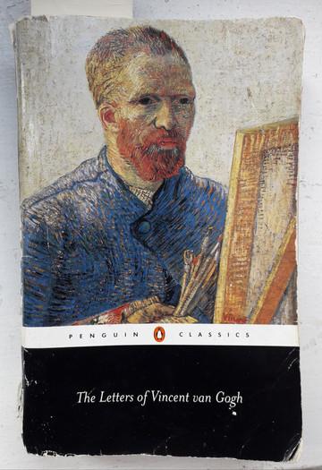 The Letters on Vincent van Gogh, Penguin book