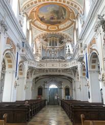 Oberelchingen Benedictine Church, Bavaria