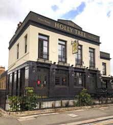 Lothar's local pub, Forest Gate, London