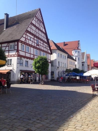 Bavarian town house