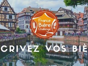 Le France Bière Challenge 2020 à SCHILTIGHEIM