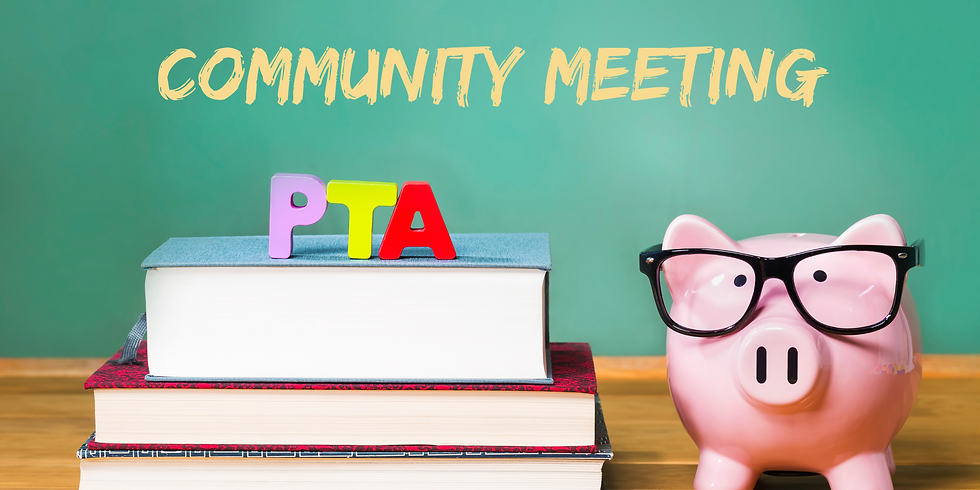 December Community PTA Meeting
