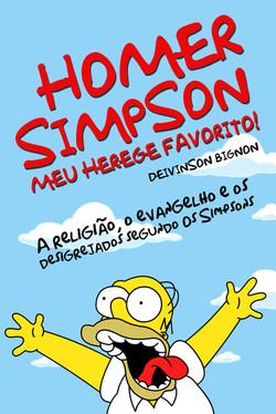 Homer Simpson meu herege favorito