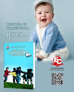 Manual para evangelismo de crianças