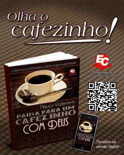 Pausa para um cafezinho com Deus