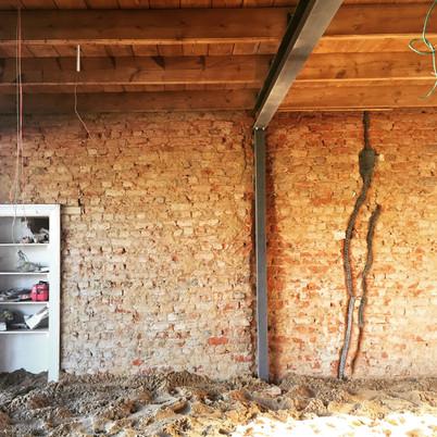 Renovating a venue / Bill&Co
