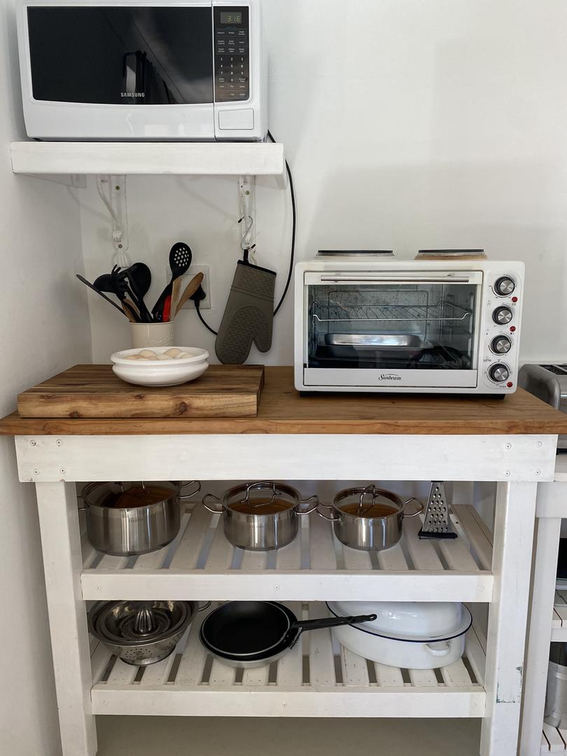 Melkkamer kitchennette