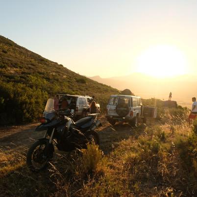 sunset adventures