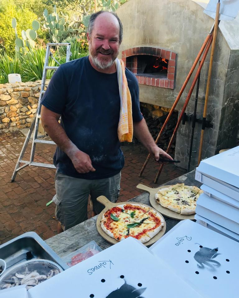 team wood fired pizza