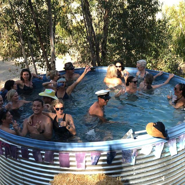 bos pool day festival