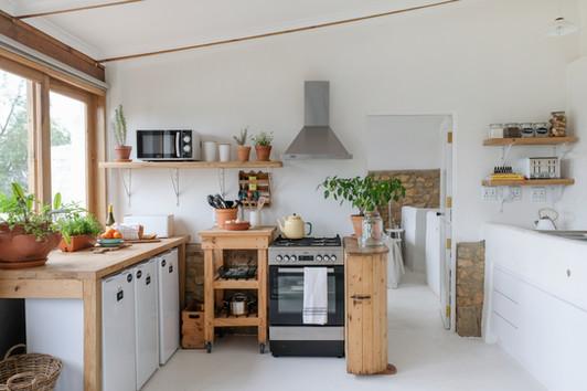 stables kitchen