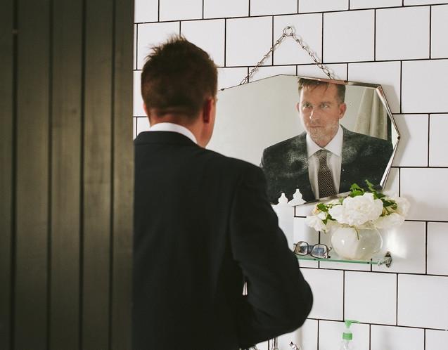 groom ready