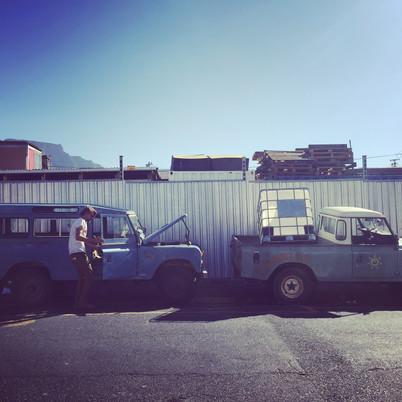Fixing the fleet / Afrikaburn
