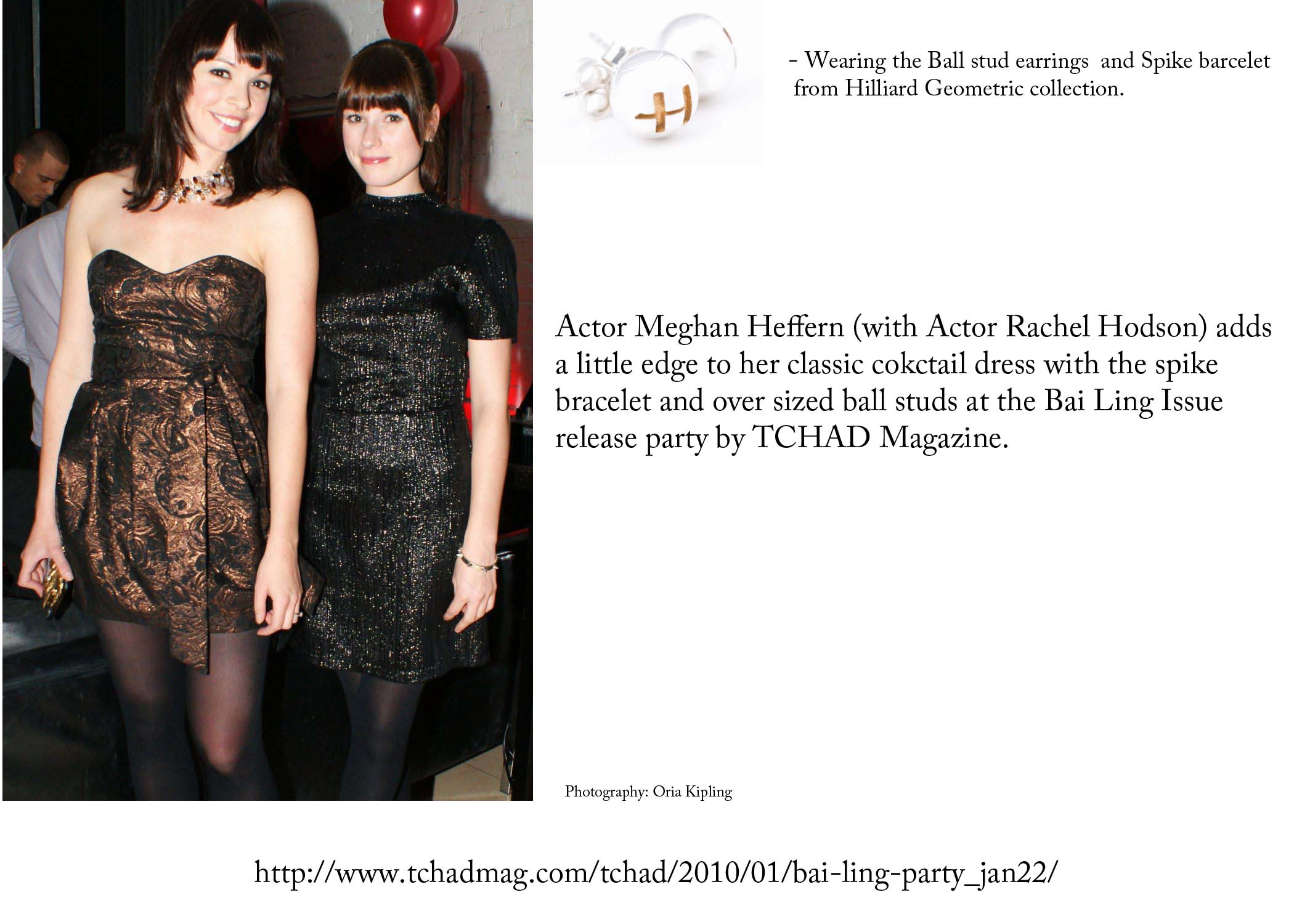 Bai Ling release party