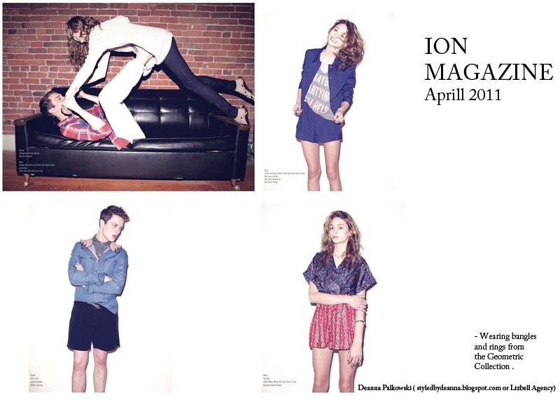 Ion Mag April 2011
