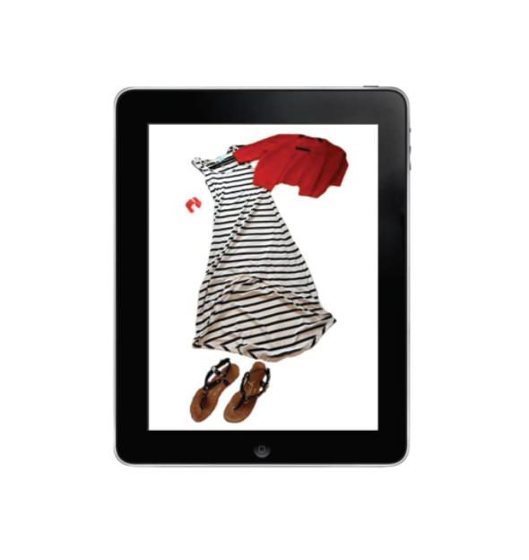 Digital Wardrobe