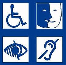 Personnes handicapées : Handicap moteur, Handicap mental, Handicap auditif, Handicap visuel, tous concernés