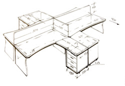 Workstation Sketch