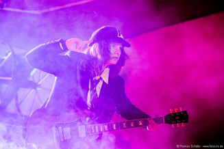 Live @AC/DC Night Biere 2012