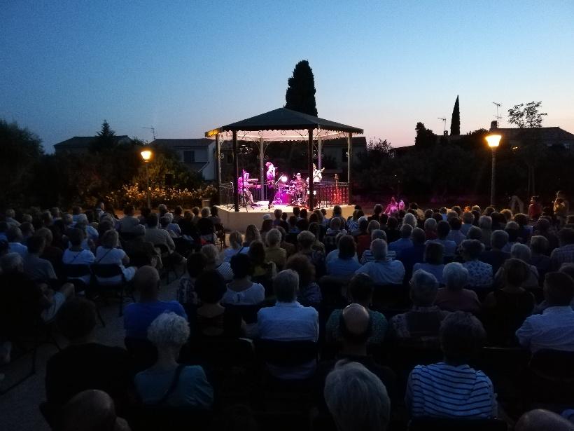 Watson, Festival de musique des Oliv