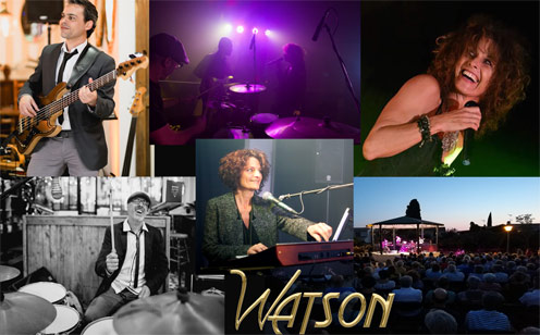 Patchwork Photos WATSON