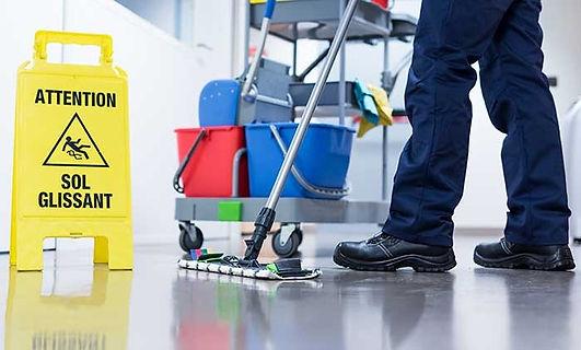 Entreprise de nettoyage professionnel-fi