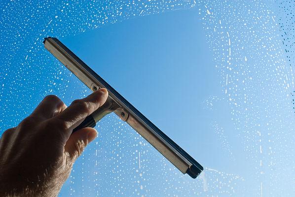 Lavages de vitres