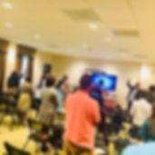 servicio de adoracion de iglesia biblica vida real
