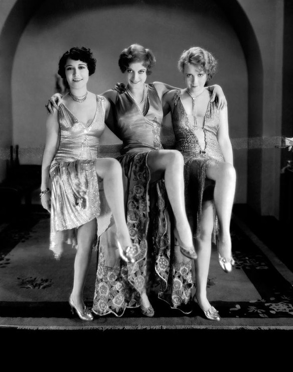1920's sophistication