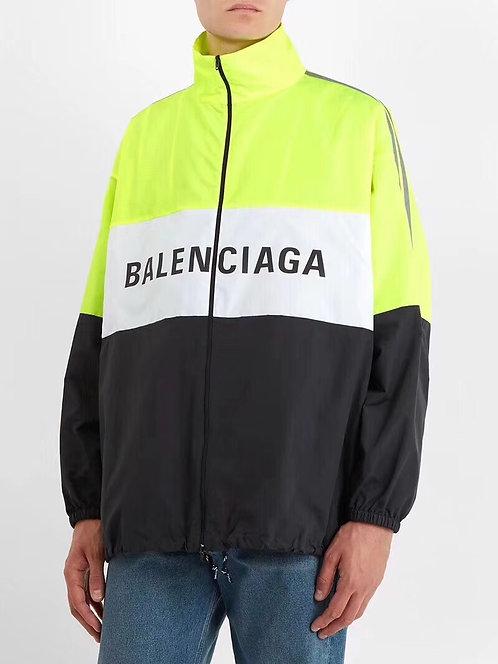 [Balenciaga ]#발렌시아가 19ss 집업 로고 재킷(라지핏) A08072230