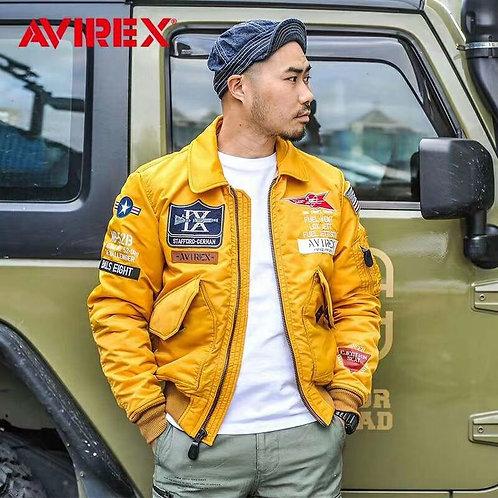 [AVIREX ]#아비렉스 남성 신상 항공 점퍼 A14136110