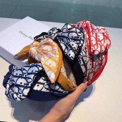 [Christian Dior] #크리스찬 디올 헤어밴드 머리띠 F02047250