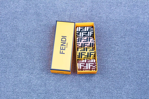 [FENDI] #펜디 양말 세트 J39035120