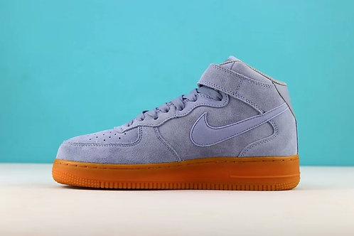 [Nike] 나이키 남녀공용 Air Force 1 '07 Suede Mid B11085210