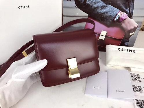 [CELINE ]#셀린느 클래식 박스 스몰 숄더백 C08229204
